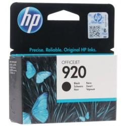 Картридж струйный HP CD971AE №920 для Officejet 6000/6500/7000/7500 Black 10ml