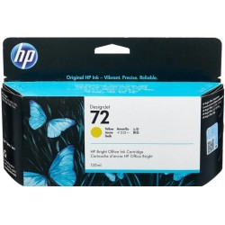 Картридж струйный HP C9373A №72 для Designjet T1100/T1120/T610 Yellow 130ml
