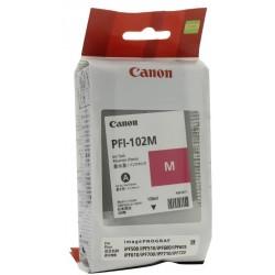 Картридж струйный CANON PFI-102M для IPF-500/600/700 Magenta (0897B001)