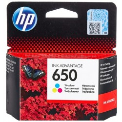 Картридж струйный HP CZ102AE (650) для  2515/ 2516, color