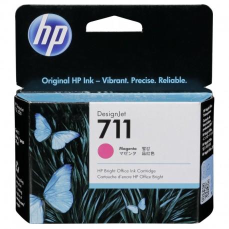 Картридж струйный HP CZ131A (711) Magenta для DesignJet T120/ 520, 29мл.