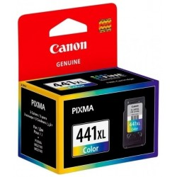 Картридж струйный CANON CL-441XL для PIXMA MG2140/ MG3140/ MG4140/ MX374, Collor (5220b001)