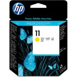 Головка печатающая HP C4813A №11 для DesignJet 100/500/800/815/IJ 1700/2200/2250 Yellow