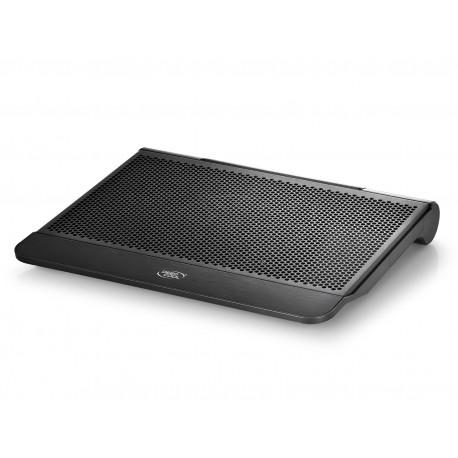 """Охлаждение для ноутбука до 15.6"""" DEEPCOOL N6000 Black вентилятор 200мм,LED подсветка,2хUSB"""