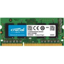 Модуль памяти SO-DDR3L 8Гб 1600МГц Crucial (CT102464BF160B) CL11 1.35v
