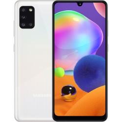 """Смартфон Samsung Galaxy A31 64Gb SM-A315F Белый 2sim/6.4""""/2400*1080/2х2ГГц+6*1.7/4Gb/64Gb/mSD/48+5+8"""