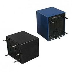 Реле электромагнитное DC 12в, 10а, SPDT, 19.5*15.5*15.5мм, Ruichi T73-12VDC(833H)