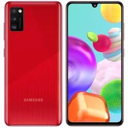 """Смартфон Samsung Galaxy A41 SM-A415F Красный 2sim/6.1""""/2400*1080/2х2ГГц+6*1.7/4Gb/64Gb/mSD/48+8+5МП/"""