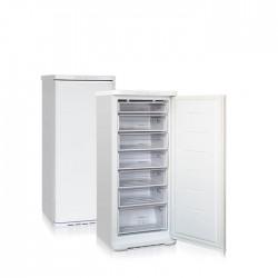 Морозильник Бирюса 646 White, 1 камера, 230л, 60x62.5x145, класс А, ручная разморозка