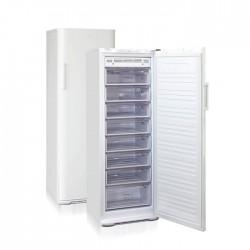 Морозильник Бирюса 647SN White, 1 камера, 280л, 60x62.5x180, класс A, No Frost