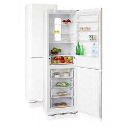 Холодильник Бирюса 380NF White, 2 камеры, 370л/240л/130л, 60x62.5x207, класс A, No Frost