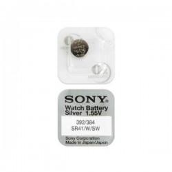 Батарейка SG3 392 SONY SR41 1 шт.