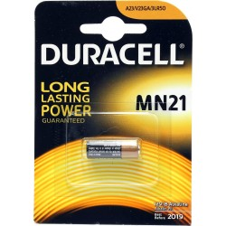 Батарейка 23A DURACELL MN21 1 шт./12В. щелочная