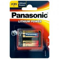 Батарейка 2CR5 PANASONIC 1 шт./6В. литиевая