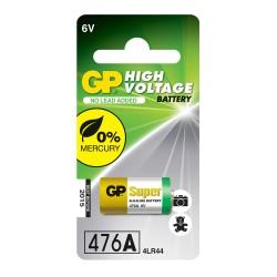 Батарейка 4LR44 (476A) GP 1 шт./6В. щелочная