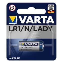 Батарейка LR1 VARTA 1 шт./1,5В. щелочная