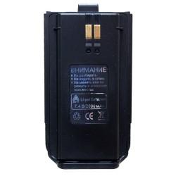Аккумулятор для радиостанции АРГУТ А-73, емкостью 2000 мАч(Li-pol)