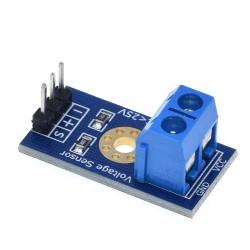 Модуль контроля напряжения DC0-25V (0.00489V)