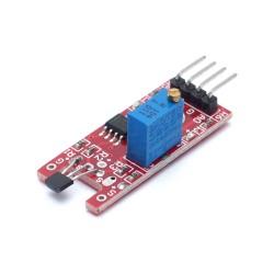 модуль датчик холла для Arduino