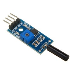 модуль датчика вибрации с регулировкой для Arduino