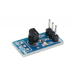 модуль датчик температуры miniDS18B20/ 3-5V -55C+125С
