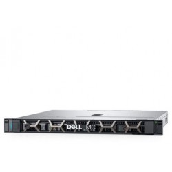 DELL PowerEdge R240 1U/ 4LFF/ E-2224 (3.4GHz, 4C/4T)/ 1x16GB UDIMM/ H330/ 1x1TB SATA / 2xGE/ 250W/ Bezzel/  iDRAC Enterprise/ DVD-RW/ Static Rails/ 3YBWNBD
