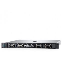 DELL PowerEdge R240 1U/ 4LFF/ E-2224 (3.4GHz, 4C/4T)/ 1x16GB UDIMM/ H330/ 1x4TB SATA / 2xGE/ 250W/ Bezzel/  iDRAC Enterprise/ DVD-RW/ Static Rails/ 3YBWNBD