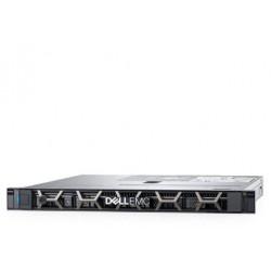 DELL PowerEdge R340 1U/ 8SFF / E-2236 (3.4GHz, 6C/12T)/ 1x16GB UDIMM/ H330+/ 1x1.2TB SAS / 2xGE/ 550W/ Bezzel/  iDRAC Enterprise/ DVD-RW/ 3YBWNBD/ Sliding Rails