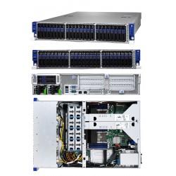 Tyan Chassis 2U TN70A /no CPU(2)Scalable/LGA3647/TDP Max 165W/ (16) DIMM slots / noHDD(24SFF) / Raid 0/1/10/5 SATA/ 2x770W / Rack Mounting Kit same as SSG-2028R-E1CR24N