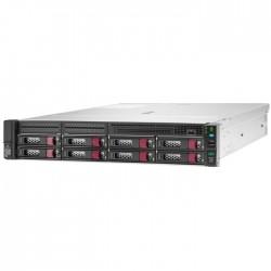 Proliant DL180 Gen10 Silver 4208 Rack(2U)/Xeon8C 2.1GHz(11MB)/1x16GbR1D_2933/P408i-aFBWC(2Gb/RAID 0/1/10/5/50/6/60)/noHDD(12up)LFF/noDVD/iLOstd/3HPFans/2x1GbEth/EasyRK/1x500w(2up)