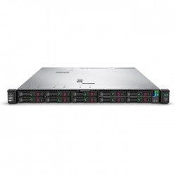 Proliant DL360 Gen10 Silver 4215R Rack(1U)/Xeon8C 3.2GHz(11MB)/HPHS/1x32GbR2D_2933/S100i(ZM/RAID 0/1/10/5)/noHDD(8/10+1up)SFF/noDVD/iLOstd/2x10GbFLR-T/EasyRK/1x800wPlat(2up)