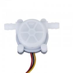 Датчик расхода жидкости 0,3-6 л/мин DC 5-18V для Ардуино