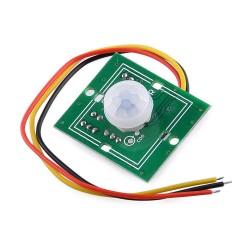 Инфракрасный датчик движения с PIR элементом TDL-718B