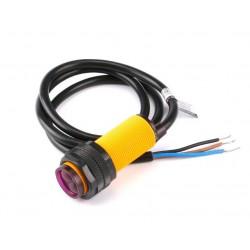 ИК датчик  препятствий цилиндрический E18-D80NK для Arduino 3-80см