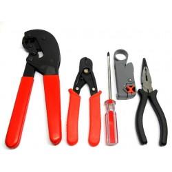 Набор инструментов set 0511 электромонтажный