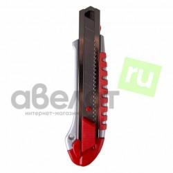 Нож с сегментированным лезвием 25 мм, Rexant 12-4918