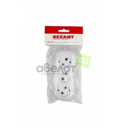 Колодка электрическая REXANT /3х220в без заземления