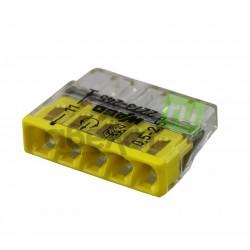 Гильза соединительная изолированная (ГСИ) 1.25-2.5кв.мм l=25мм