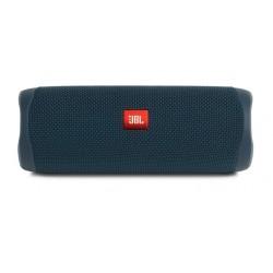 Портативная колонка JBL Flip 5 20Вт, Bluetooth, степень защиты IPX7, Синий