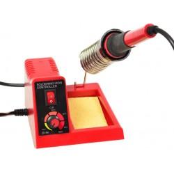 Паяльная станция ZD-99, паяльник 150..450°С, 48вт