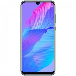 "Смартфон Huawei Y8P Светло-голубой 2sim/6.3""/2400*1080/4*2.2+4*1.7ГГц/4Gb/128Gb/mSD/48+8+2Мп/NFC/And10/4000mAh"