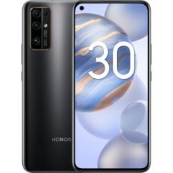 "Смартфон Honor 30 8/128Gb Black 2sim/6.53""/2400*1080/1*2.58+3*2.4+4*1.84ГГц/8Gb/128Gb/mSD/40+"