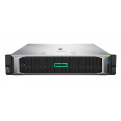 Proliant DL380 Gen10 Silver 4214R Rack(2U)/Xeon12C 2.4GHz(16.5MB)/1x32GbR2D_2933/P408i-aFBWC(2Gb/RAID 0/1/10/5/50/6/60)/noHDD(8/24+6up)SFF/noDVD/iLOstd/4HPFans/4x1GbEthFLR/EasyRK+CMA/1x800wPlat(2up)