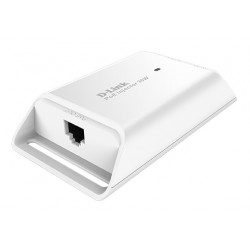 Адаптер PoE D-Link DPE-301GI (инжектор однопортовый гигабитный) (OEM упаковка).