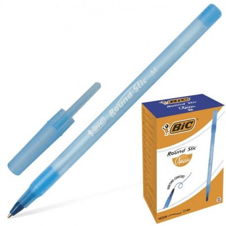 "Ручка шариковая BIC ""Round Stic"" 1мм. (921403)"