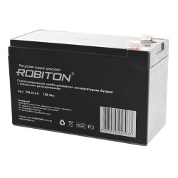 Аккумулятор свинцовый Robiton VRLA12-9