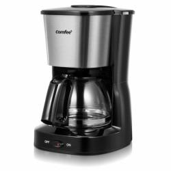 Кофеварка Comfee CF-CM2501 Black (600Вт,0.65л,капельная,тип кофе: молотый)