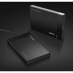 "Внешний бокс для HDD 2.5"" USB 3.0 UGREEN черный"