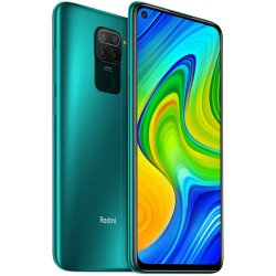 "Смартфон Xiaomi Redmi Note 9 3/64G Forest green 2sim/6.53""/2340*1080/8*2ГГц/3Gb/64Gb/48+8+2+2Мп/NFC/And10/5020mAh"
