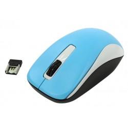Мышь беспроводная Genius NX-7005 оптическая, 1200dpi, радиус действия до 10м, Blue